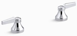 "K16012-4-CP TRITON LEVER HANDLES FOR 8""/16"" FAUCET"