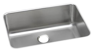 $$$ELUH241610 ELKAY UNDERMOUNT SINK 26.5 X 18.5 X 10 Sink Size 24 x 16 x 10 Bowl Size made of 304 STAINLESS STEL