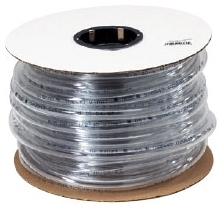 900-01163C01005 SIOUX 42164100 - VINYL TUBE 3/8 ID X 1/2 OD (1/16 WALL) CLEAR 100 FT EZ