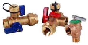 101-154NL LEGEND 3/4 SWT VALVE INSTALLATION KIT FOR RINNAI