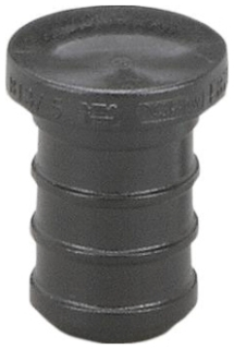 NP18P-03 (43702) 3/8 POLY PLASTIC PEX TEST PLUG
