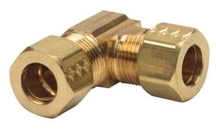 0707LF-03 3/8 OD COMP 90 ELL (65-6X) (Lead Compliant)