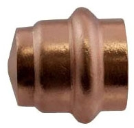 "3/4"" Copper Press Cap"