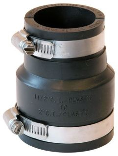 "1056-215 2""X 1-1/2"" CI/PVC COUPLING MR56-22/125"