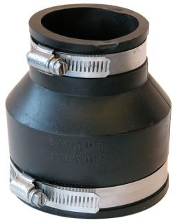 "1056-32 3"" X 2"" CI/PVC COUPLING MR56-32"