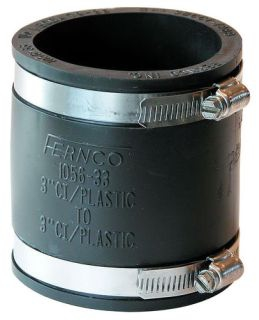 "1056-33 3"" CI/PVC ADAPTOR COUPLING MR56-33"