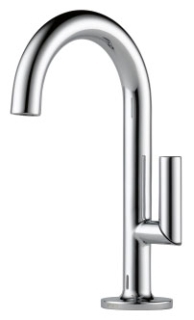 65675LF-PC Chrome Brizo Odin: Single Handle Lavatory