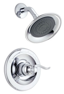 $$$ BT14296 Chrome Delta Foundations: Monitor(R) 14 Series Shower Trim Monitor(R) 14 Series Shower Trim