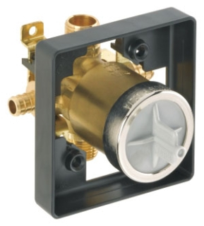 R10000-PX Delta: Multichoice(R) Universal Tub And Shower Valve Body