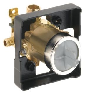 R10000-PXWS Delta: Multichoice(R) Universal Tub And Shower Valve Body
