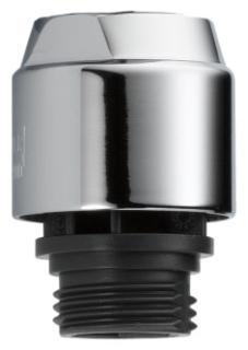 U4900-PK Chrome Delta: Vacuum Breaker