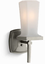 $$$ K16268-BN KOHLER MARGAUX SINGLE SCONCE