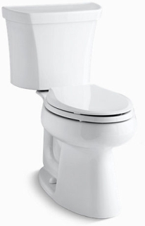K3979-RA-0 HIGHLINE 1.6 gpf TOILET Comfort Height -RH TRIP