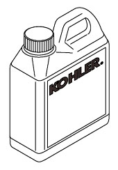 KP1048656 KOHLER WATERLESS URINAL SEALING LIQUID 128 OZ (1-Gallon)