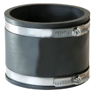 "1056-55 5"" CI/PVC COUPLING MR56-55"