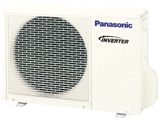 CU-E12RKUA PANASONIC OUTDOOR 11,500 COOLING & 13,800 BTU HEATING SINGLE SPLIT OUTDOOR UNIT 22.5 SEER/12.5 EER 230/208V-1-60