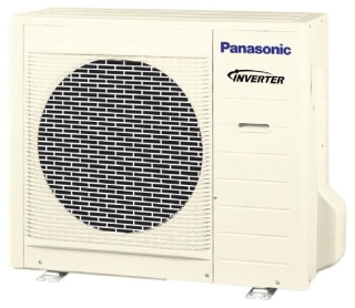 CU-E18RKUA PANASONIC OUTDOOR 17,200 COOLING & 21,600 BTU HEATING SINGLE SPLIT OUTDOOR UNIT 19.5 SEER/13.2 EER 230/208V-1-60