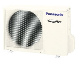 CU-RE12SKUA PANASONIC 12,000 COOLING & 12,000 BTU HEATING SINGLE SPLIT OUTDOOR UNIT 16.0 SEER/10.6 EER 230/208V-1-60