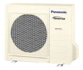 CU-RE18SKUA PANASONIC 17,200 COOLING & 18,000 BTU HEATING SINGLE SPLIT OUTDOOR UNIT 16.0 SEER/12.2 EER 230/208V-1-60