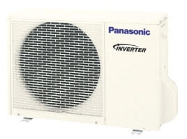 CU-RE9SKUA PANASONIC 9,000 COOLING & 10,900 BTU HEATING SINGLE SPLIT OUTDOOR UNIT 16.0 SEER/10.4 EER 230/208V-1-60