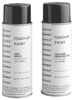 HFATPG7035 TOUCH-UP PAINT,RAL7035