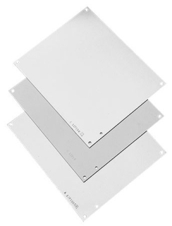 HOFFMAN A6N6P PANEL,N1 / 4.25X4.25, BULLETIN PNLT1 (PANELS FOR JIC AND TYPE 1 ENCLOSURES), SIZE/DIMS: FITS 6X6, MATERIAL/FINISH: STEEL/WHITE BULLETIN PNLT1 (PANELS FOR JIC AND TYPE 1 ENCLOSURES), SIZE/DIMS: FITS 6X6, MATERIAL/FINISH: STEEL/WHITE