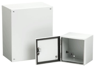 HOFFMAN LHC302515EMC INST. BOX,TYP4 HINGED CVR,EMC, BULLETIN A53 (EMI/RFI SHIELDED ENCLOSURES), SIZE/DIMS: 300X250X150MM, MATERIAL/FINISH: STEEL/LTGRAY HINGED CVR,EMC, BULLETIN A53 (EMI/RFI SHIELDED ENCLOSURES), SIZE/DIMS: 300X250X150MM, MATERIAL/FINISH: STEEL/LTGRAY
