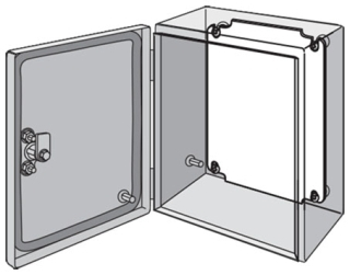 HOFFMAN LP1515 PANEL, 131X131MM, BULLETIN A54P (INLINE INSTRUMENTATION ENCLOSURE PANELS), SIZE/DIMS: FITS 150X150MM, MATERIAL/FINISH: STEEL/WHITE BULLETIN A54P (INLINE? INSTRUMENTATION ENCLOSURE PANELS), SIZE/DIMS: FITS 150X150MM, MATERIAL/FINISH: STEEL/WHITE