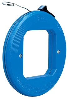IDL31-010 FISH TAPE, BLUE STEEL,