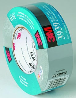3M 3939-48mmx55m DUCT TAPE 48MM X 55M (BULK) 55M (BULK)