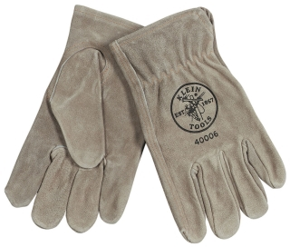 KLE40004 DRIVER GLOVE LEATHER
