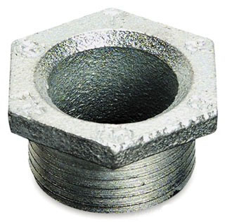 THB842AL-TB 1/2 IN. CHASE NIPPLE, ALUMINUM-ELECTRO ZINC PLATED. FOR USE WITH RIGID/IMC CONDUIT., THOMAS & BETTS