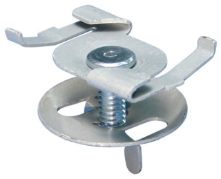 CDY4G16 4G16 TWIST CLIP WITH WING