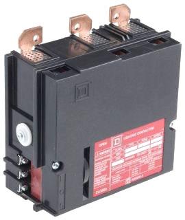 SCHNEIDER ELECTRIC 8903PBV11V02 SCHNEIDER ELECTRIC,LIGHTING CONTACTOR 600VAC 200A PB