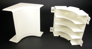 WMD5417FO 5417 INT ELBOW IVORY