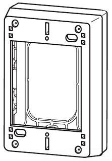 WMD2347 DEVICE BOX 4-1/2 X 3 X
