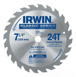 IRW15220 SAW BLD 6-1/2