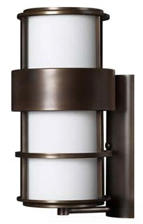 HIN1905MT-EST LARGE WALL OUTDOOR, HINKLEY LIGHTING