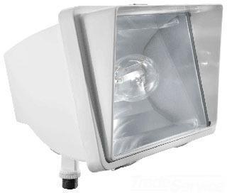RABFF35 FUTURE FLOOD 35W HPS 120V NPF + LAMP BRONZE, FF35, RAB LIGHTING