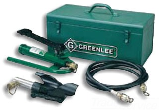 GRT23955 BOX, HYD. CABLE BENDER, GREENLEE