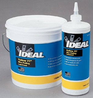 IDL31-355 YELLOW LUBRICANT,IDEAL,5