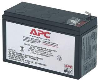 APCRBC40 APC REPLACEMENT BATTERY 12V-7AH, APC