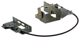 9422CSFD1 64214 DUAL CABLE OPERATOR FOR H&J 120 INCH, SQUARE D