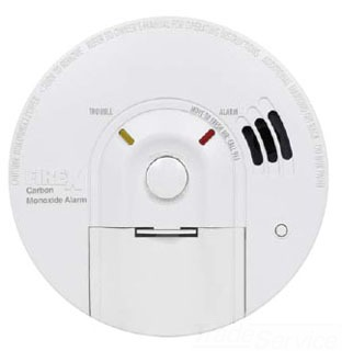 KID10200 CARBON MONOXIDE ALARM,KIDDE SAFETY, KIDDE