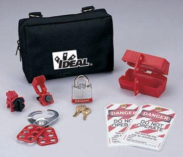 IDLIA-3240 NYLON TOOL POUCH, IDEAL