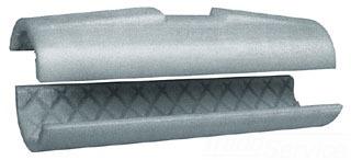 OCLHLF-SHL-CLP1 HALF SHELL CLAMP, CONDUIT SIZE 1 INCH/27 METRIC, TWO-PIECE CONTRUCTION, DUCTILE IRON, OCAL