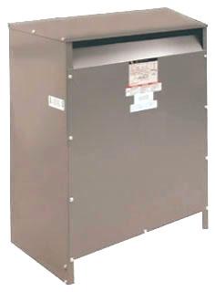 SQD SCHNEIDER-ELECTRIC EE75T151HCT ENERGY EFFICIENT TRANSFORMER 3-PHASE, 75KVA, 480VAC, 240VAC DELTA, 150 DEGREES C, ALUMINUM