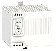 SQD SCHNEIDER-ELECTRIC ABL8WPS24400 UNIVERSAL POWER SUPPLY 380 TO 500 VAC, 24 VDC, 960 W, 40A