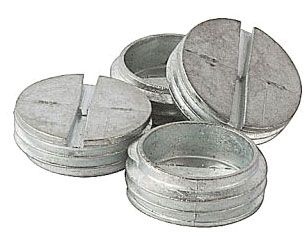 REDPLG-2-RD 3/4INCH CLOSURE PLUGS,