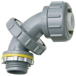 ARLNMLT5090 ARLINGTON 1/2 90D PVC